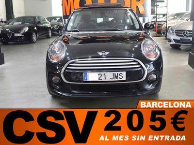 brugt Mini Cooper D 116CV 3P **TECHO SOLAR, 205€/MES**