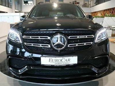 usado Mercedes GLS63 AMG 4M *COMAND/PANO/B&O*