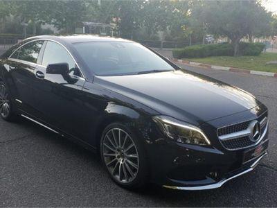 usado Mercedes CLS250 CLSd 4MATIC