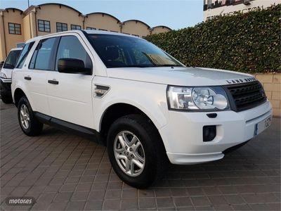 usado Land Rover Freelander 2.2Td4 150Cv 2 Plazas Libro Garantía IVA Incl.