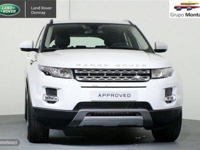 usado Land Rover Range Rover evoque 2.2L eD4 150CV 4x2 Pure Tech
