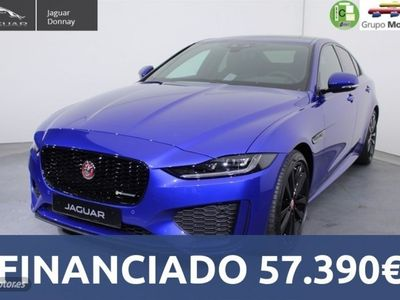 usado Jaguar XE 2.0D I4 132kW 180CV AWD AT RDynamic S