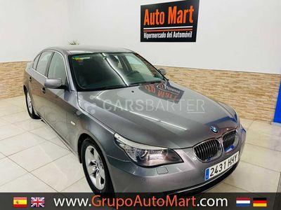 usado BMW 525 525 i 218CV 4p