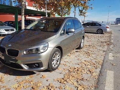 brugt BMW 218 Active Tourer Serie 2 F45 Active Tourer Diesel Adv