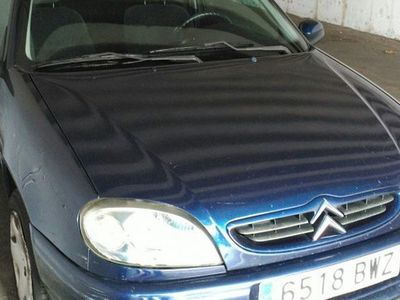 usado Citroën Saxo 1.1i Image