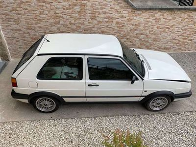 usado VW Golf GTI 1.8 G60 160