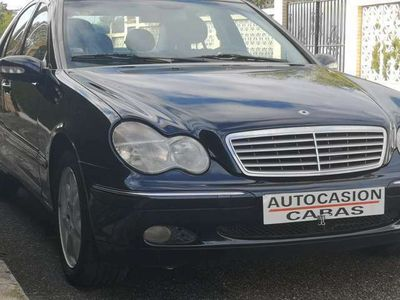 usado Mercedes C240 Clase4M