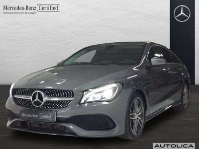 usado Mercedes CLA200 Shooting Brake d