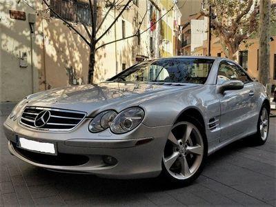second-hand Mercedes SL600 ClaseAut.