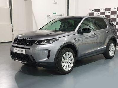usado Land Rover Discovery 2.0D I4 L.Flw SE AWD Auto 150