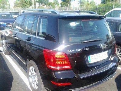 usado Mercedes GLK220 CDI 4Matic 125kW (170C