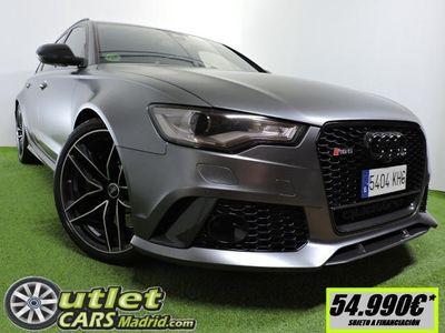 usado Audi RS6 Avant 4.0 TFSI quattro tiptronic