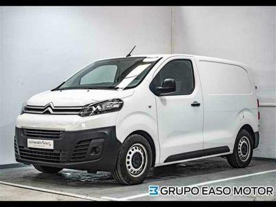 usado Citroën Jumpy Talla XS BlueHDi 70KW (95CV) Confort