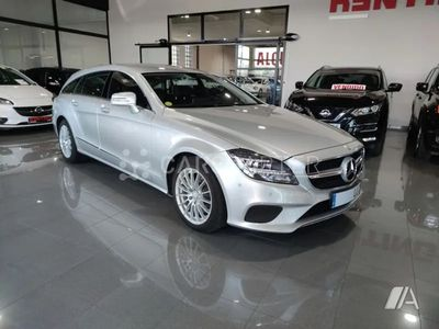usado Mercedes CLS250 Aut.