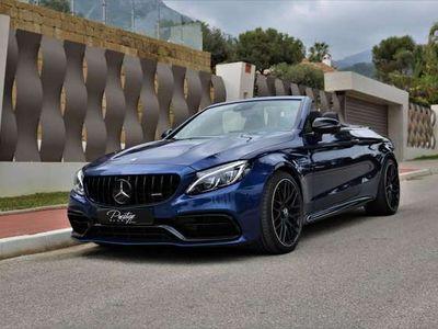 usado Mercedes C63 AMG C 63 AMGCabrio AMG S 7G Plus