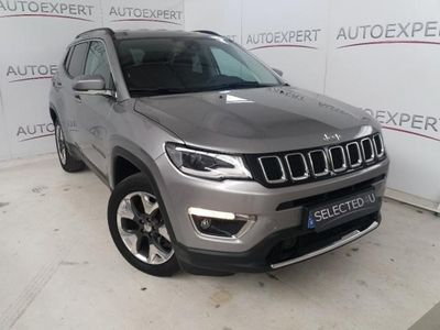 usado Jeep Compass 2.0 MJET 103KW LIMITED 4WD ACT.DR 140 5P