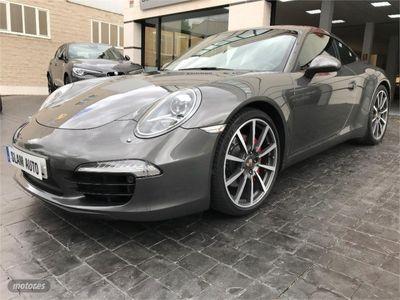 brugt Porsche 911 Carrera S 3.8 Coupe