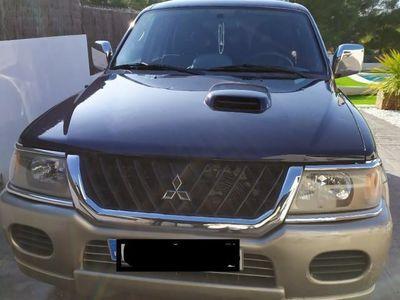 usado Mitsubishi Montero Sport 2.5 TDi GLS Plus