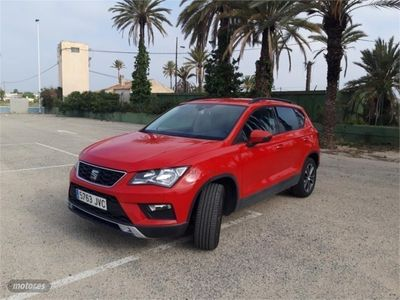 used Seat Ateca 2.0 TDI 110kW 150CV 4Drive StSp Style
