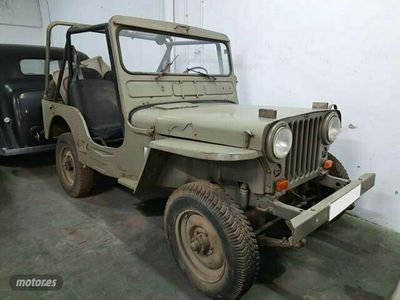 usado Jeep Willys WILLYS M38MC