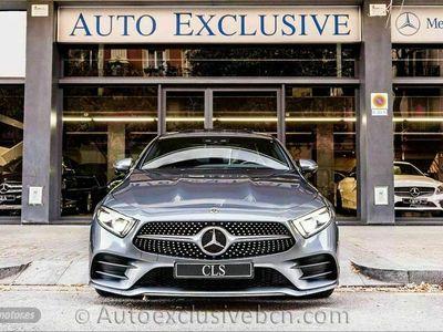usado Mercedes CLS450 CLS4MATIC