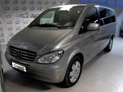 usado Mercedes Viano 2.2 Cdi Trend Larga 4p. -10