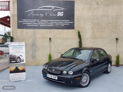 usado Jaguar X-type 2.2D Executive Automatico