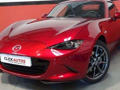 usado Mazda MX5 RF 2.0 Skyactiv-G i-Stop & i-Eloop Zenith