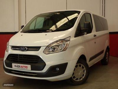usado Ford Transit Kombi 2.0 TDCI 96kW 310 L1 Trend
