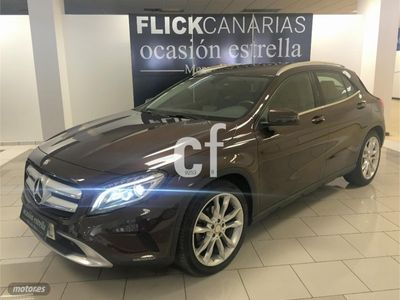 usado Mercedes GLA220 Clase GLACDI Urban
