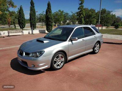 usado Subaru Impreza SW WRX 2.5T