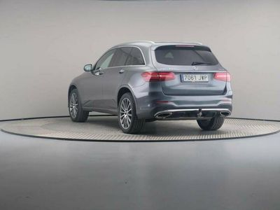 usado Mercedes GLC350 4Matic