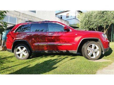 usado Jeep Grand Cherokee 3.0CRD Overland Aut.