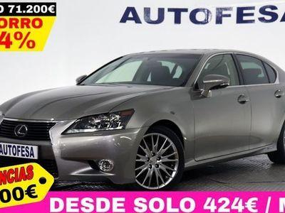 usado Lexus GS300 300h 2.5 223cv Luxury 4p CVT S/S del 2016