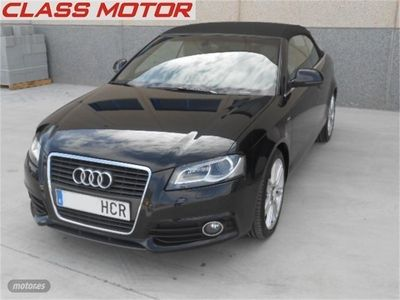 brugt Audi A3 Cabriolet 1.8 TFSI S tronic Ambition