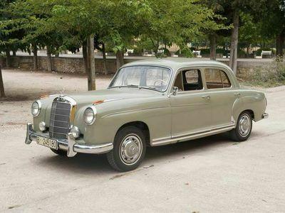 usado Mercedes 220 S 1958