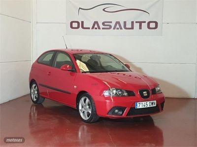 begagnad Seat Ibiza 1.9 TDI 100cv Sportrider