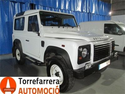 used Land Rover Defender 90 SW E