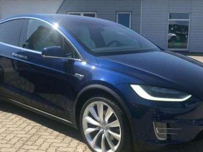 usado Tesla Model X 90D *7 PLAZAS/SUPERCHARGER FREE*