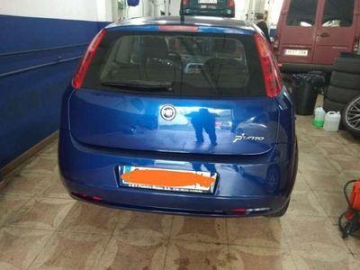 usado Fiat Grande Punto 1.3Mjt Dynamic
