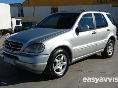 usado Mercedes ML320 clasecat gasolina
