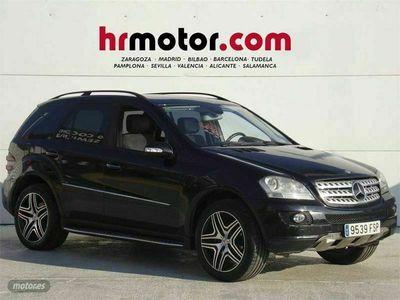 usado Mercedes ML320 320CDI Aut.