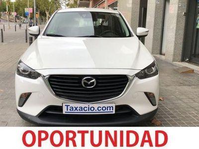 usado Mazda CX-3 1.5D Luxury . llantas - Navi - Clima - Como nuevo