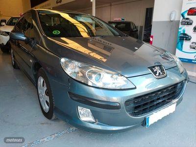 usado Peugeot 407 ST Confort HDI 110