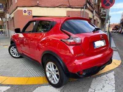 usado Nissan Juke 1.5dCi N-Connecta 4x2