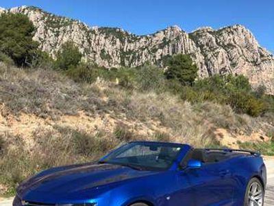 usado Chevrolet Camaro RS 2.0 4cyl Turbo Automatico, Convertible
