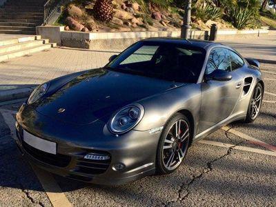 brugt Porsche 911 Turbo PDK (500cv)