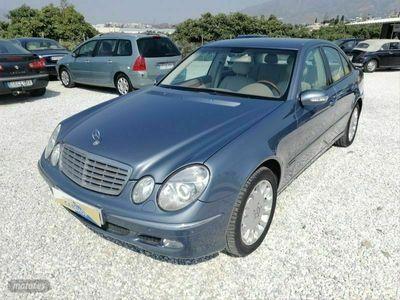 usado Mercedes E500 Clase EELEGANCE AUTO