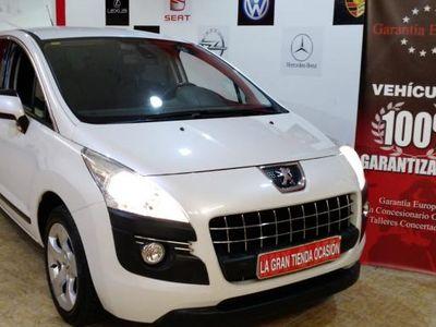 usado Peugeot 3008 Premium 1.6 HDI 110 FAP