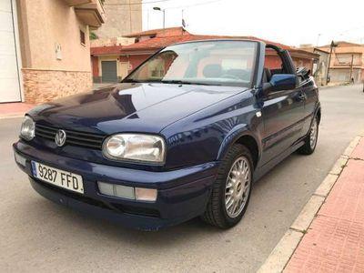brugt VW Golf Cabriolet 2.0 Avantgarde